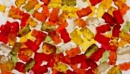 Haribo-snoepjes raken maar moeilijk in d Britse winkelrekken
