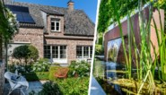 Drie gezellige zithoekjes omgeven door groen: de romantische zomertuin van Myriam en Dirk