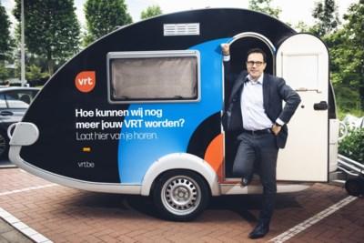 """CEO Frederik Delaplace: """"Het is geen boeltje bij de VRT, 99 procent doen we wel goed"""""""
