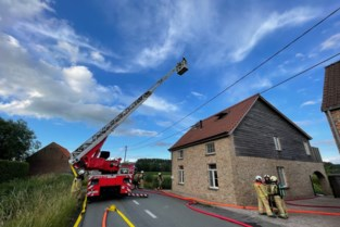 Huis in Oude Sluissedijk onbewoonbaar na woningbrand