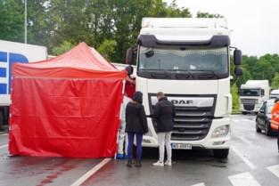 UPDATE: Vrachtwagenchauffeur sterft natuurlijke dood in truck in Zonhoven
