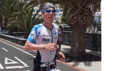 """Wouter Monchy: """"Wat een zware race is dit"""""""