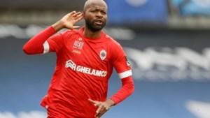 """Lamkel Zé maakt zelf bekend dat hij bij Antwerp blijft (of wil blijven): """"De patron is terug"""""""