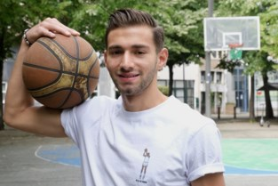 Van Aleppo naar Antwerpen: hoe het basket Syriër Moustafa (23) doet heropleven