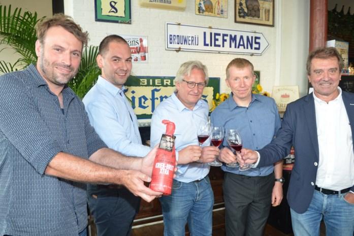 """Liefmans en Colruyt brouwen Kriek-Brut Xtra: """"Speciaalbier dat goed bij desserten past"""""""