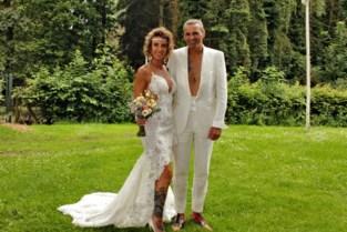 Cindy en Johan in Hoeselt