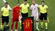 In navolging van de Rode Duivels en Wales: Engeland brengt in halve finale eerbetoon aan Christian Eriksen