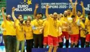 BNXT Supercup tussen Belgische en Nederlandse kampioen op 11 september
