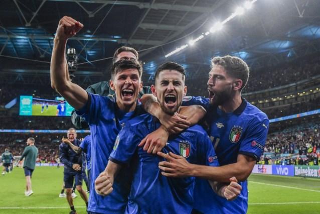 Bloed, zweet, tranen en strafschoppen: taaie Italianen houden frivole Spanjaarden uit EK-finale
