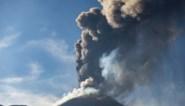 Luchthaven Catania moet sluiten na uitbarsting Etna
