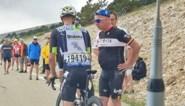 Voor zijn papa: Victor Campenaerts wilde absoluut de Ventoux over, alvorens op te geven in de Tour