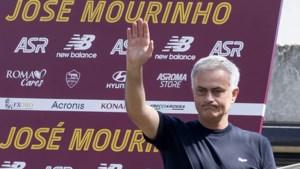 """José Mourinho plant een tijdje te blijven bij AS Roma en wil bouwen aan project: """"Titels komen later"""""""