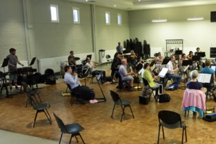 Koninklijke Harmonie-Orkest Labore et Constantia haalt de instrumenten weer boven