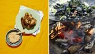 Iets originelers dan chips en nootjes op tafel? Met deze aperitiefhapjes van Peter De Clercq scoor je tijdens een BBQ