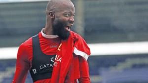 """Brian Priske duidelijk over Didier Lamkel Zé: """"Als je niet met je hart voor Antwerp strijdt, hoor je hier niet thuis"""""""