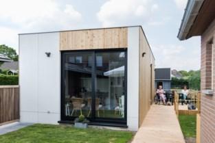Kant-en-klare serviceflat in je eigen tuin voor 700 euro per maand