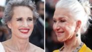 Grijs haar is hip op de rode loper in Cannes, en zo doe ook jij je grijze lokken stralen