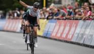 Nederlands talent Mischa Bredewold wint eerste rit in lijn en is de nieuwe leidster in de Baloise Ladies Tour
