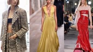 De hoogtepunten van de coutureweek in Parijs op een rij