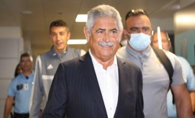 Benfica-voorzitter legt na arrestatie voorlopig functie neer