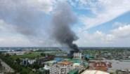 Minstens vijftig doden bij brand in fabriek in Bangladesh: arbeiders springen uit ramen om te ontkomen aan vlammen