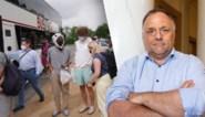"""Marc Van Ranst na terugkeer van besmette jongeren: """"Deze cluster is niet waar ik me het meest zorgen om maak"""""""