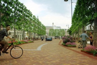Centrum Baarle mikt met masterplan op meer groen en fijne sfeer