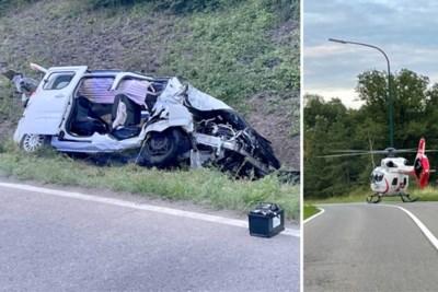 """Acht jongeren uit Willebroek ontsnappen aan drama bij ernstig ongeval: """"Hier konden drie, vier doden te betreuren zijn"""""""