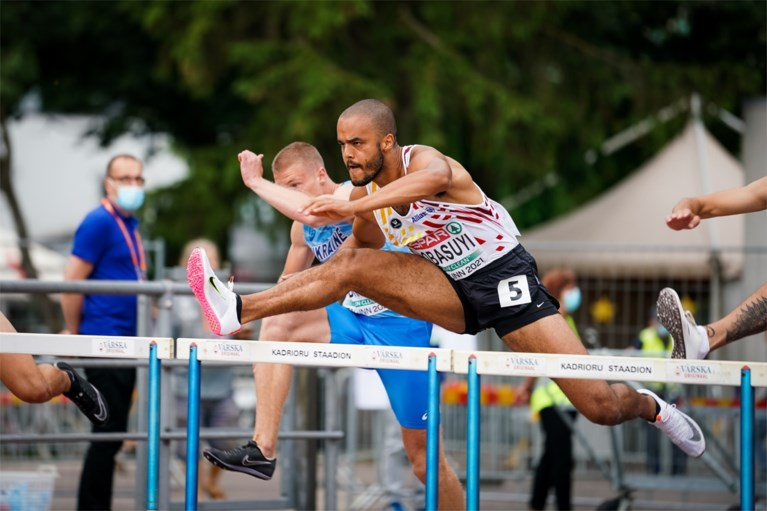 Ruben Verheyden snelt op EK atletiek voor beloften verrassend naar goud op de 1.500 meter