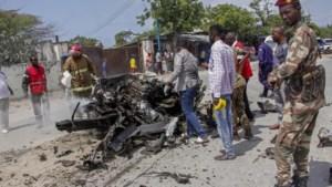 Zeker tien doden bij aanslag op politiecommissaris in Mogadishu