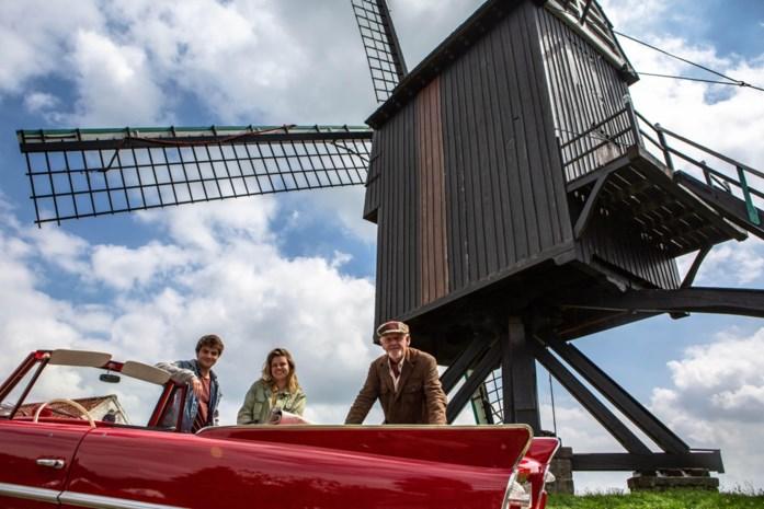"""Iconische windmolen schittert in film met Kapitein Zeppos in de hoofdrol: """"Maar het is zeker geen remake van de serie"""""""