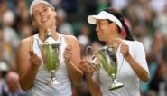 """Elise Mertens boekt op Wimbledon mooiste dubbelzege uit haar loopbaan: """"Dit geeft vertrouwen voor Tokio"""""""