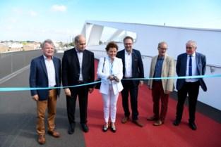 Brug van 't Sportpaleis gaat open voor verkeer, nog twaalf bruggen te verhogen