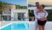 Kevin De Bruyne bekomt van EK met Michele Lacroix op luxueus privé-eiland naast Ibiza
