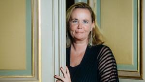 """Liesbeth Homans (N-VA) tijdens 11 juli-toespraak: """"Vermindering aantal parlementsleden mag geen taboe zijn"""""""