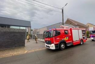 Klein brandje in Romershoven