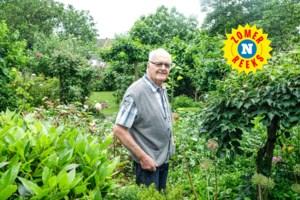 """Tuin met eeuwenoude moerbeibomen is Willy's paradijsje op Rechteroever: """"Gelukkig ging het plan om hier vijftig autoboxen te zetten nooit door"""""""