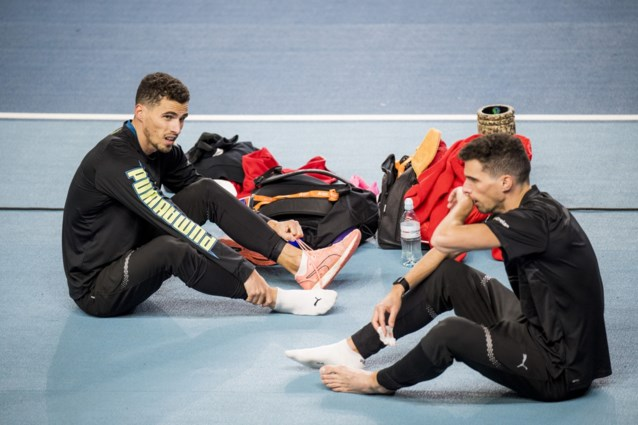 Jonathan Borlée past voor individuele deelname op Olympische Spelen, aflossing wel nog een optie