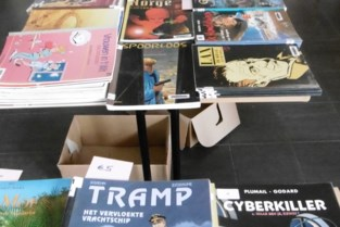 Bibliotheken verkopen boeken voor een prijsje
