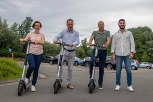 Kuurne breidt aanbod deelmobiliteit uit met elektrische steps
