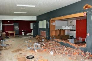 Vandalen vernielen oude voetbalkantine Alt-Hoeselt, maar niemand ligt daar wakker van
