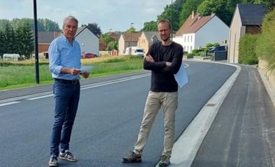 Belangrijke verbindingsweg heeft eindelijke deftige fietspaden
