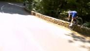 Emotionele etappe vandaag voor Philippe Gilbert in de Tour, met passage over col met gevaarlijke afdaling