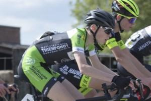 Leander Van Hautegem knap derde in voorlaatste rit