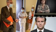 """Franse president Macron verplicht vaccinatie voor zorgpersoneel, volgt ons land? """"We willen geen tijd verliezen"""""""