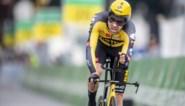 Tom Dumoulin solliciteert naar plekje voor olympische triatlon na training in overstroomd Limburg