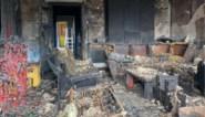 Brand bij Chiro Heultje: beelden tonen enorme schade