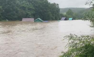 OVERZICHT. Al meer dan 50 jeugdkampen geëvacueerd