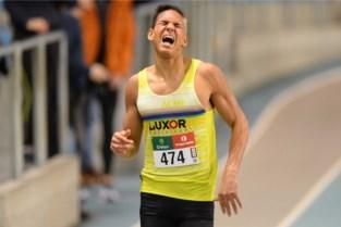 """Adrien Devriendt in Tallinn: """"Atletiek komt bij mij op de eerste plaats"""""""