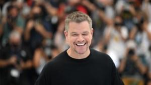 Matt Damon wees kans af om best betaalde acteur ter wereld te worden